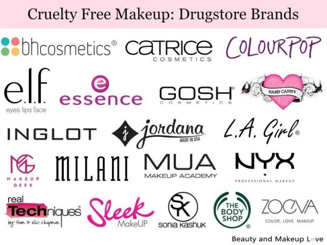 cruelty-free-drugstore-makeup-brands