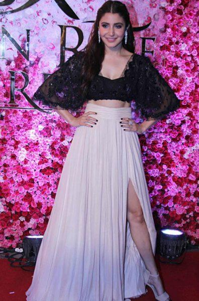 Anushka Sharma at Lux Golden Rose Awards