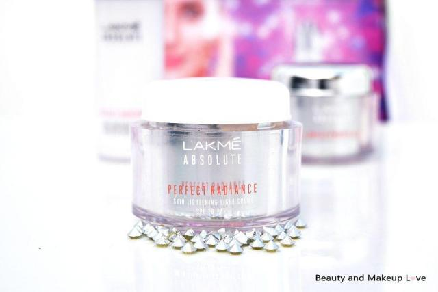 Lakme Absolute Perfect Radiance Light Creme Review
