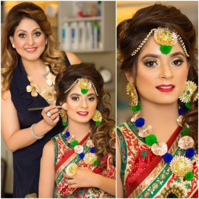 Top 10 Makeup Artists in Delhi