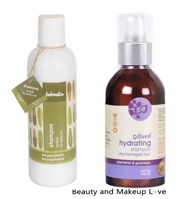 Best Sulphate and Paraben Free Shampoos