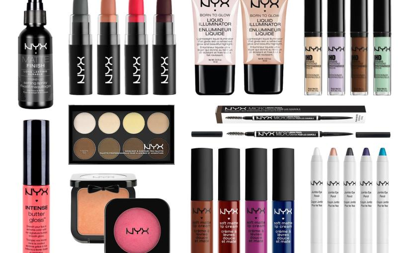 Top 10 NYX Makeup Products Every Girl Should Own- Mini Reviews & Prices
