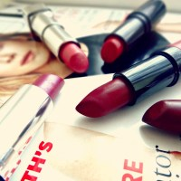 A Very Berry Lip - Rimmel Round-Up