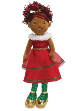 Molly Mistletoe Doll