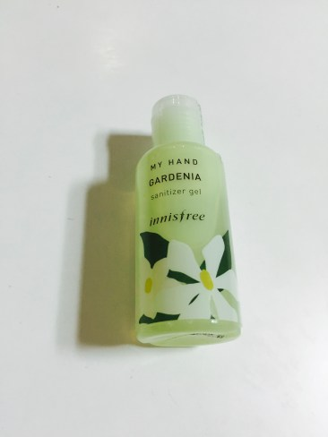 innisfree My Hand Sanitizer Gel in Gardenia