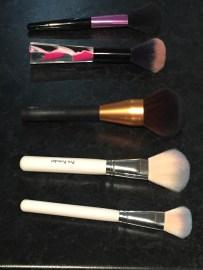 General powder brushes