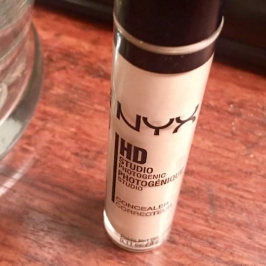 nyx concealer label