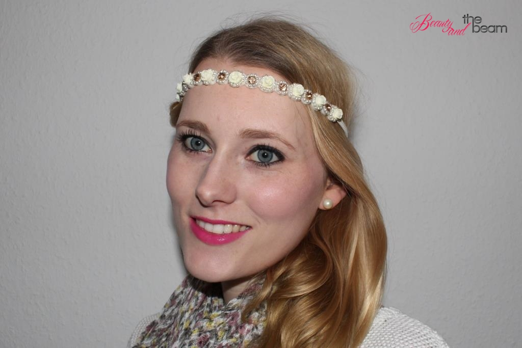 Frisur Mit Haarband Beauty And The Beam