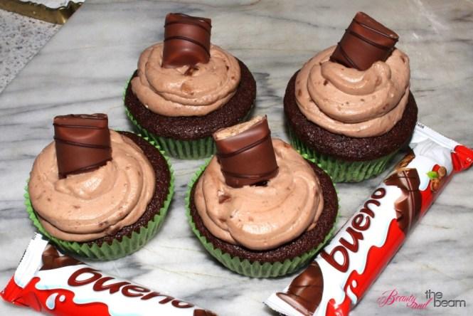 Kinder Bueno Cupcakes (3)
