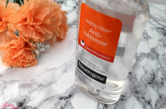 Neutrogena Anti-Mitesser Gesichtswasser [Review] | Beauty and the beam