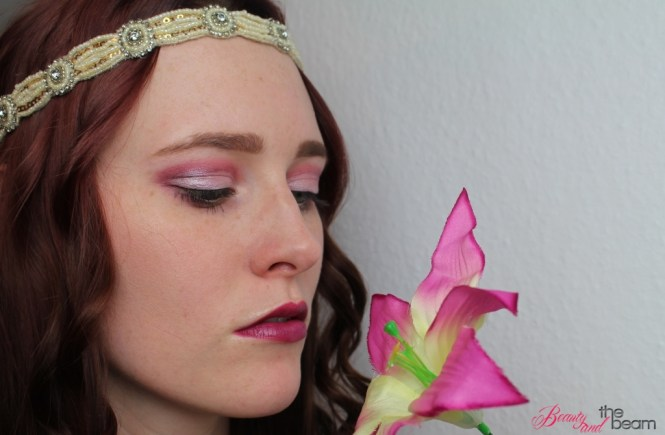 Absolute New York Icon Noir Garden Palette [Look] | Beauty and the beam