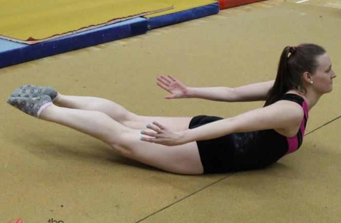 Übungen für mehr Rückenflexibilität [Turn-Tutorial] | Beauty and the beam