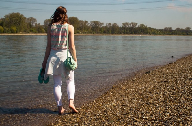 Festival Fan ohne Erfahrung [Outfit] | Beauty and the beam