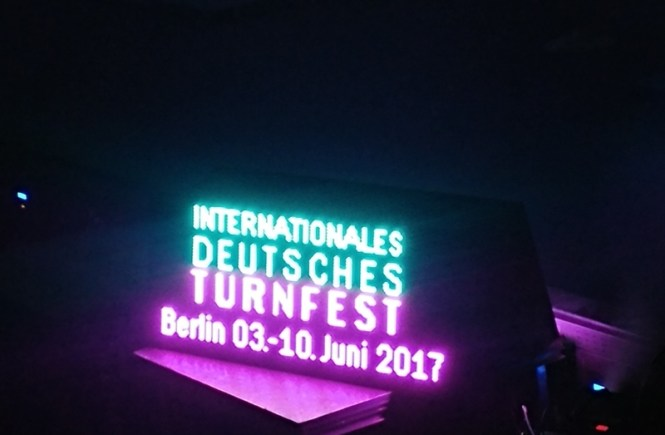 Turnfest Berlin 2017 - Wie bunt ist das denn? | Beauty and the beam