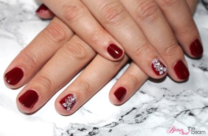 [Nageldesign] Herbstblumen | Beauty and the beam