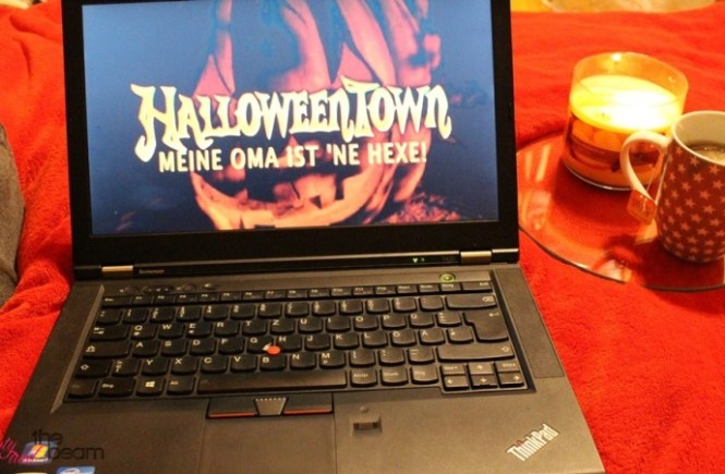 [Blogparade] Halloweentown 1-4 | Beauty and the beam