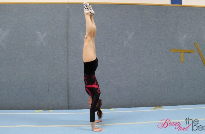 6 Übungen zum Handstand lernen [Turn Tutorial] | Beauty and the beam