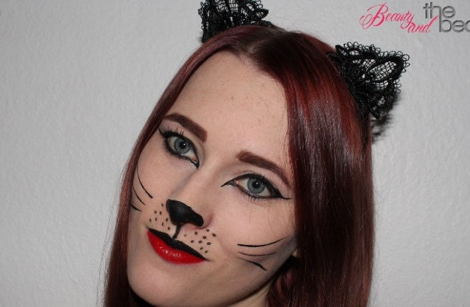[Karneval] Katzen Make Up | Beauty and the beam