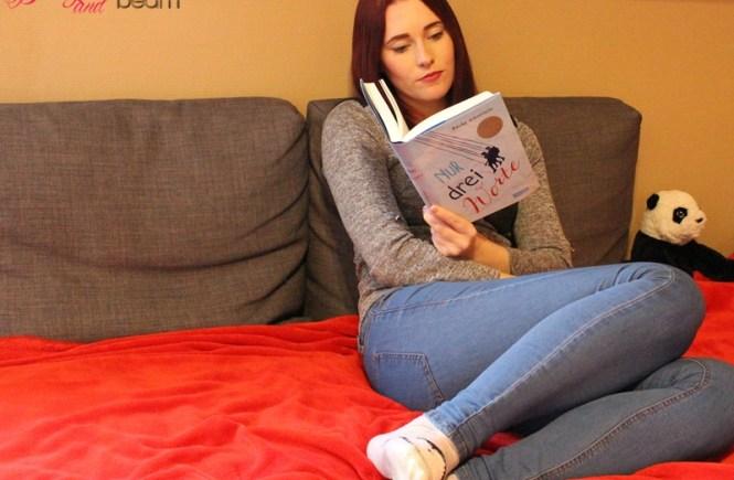 [Bücher] Nur drei Worte - Becky Albertalli   Beauty and the beam