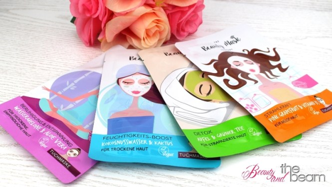 [Review] The Beauty Mask Company | Beauty and the beam