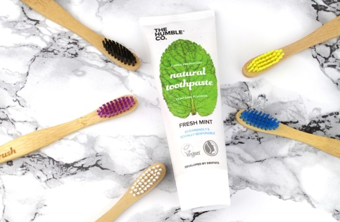 [Review] The Humble Brush *Werbung* | Beauty and the beam