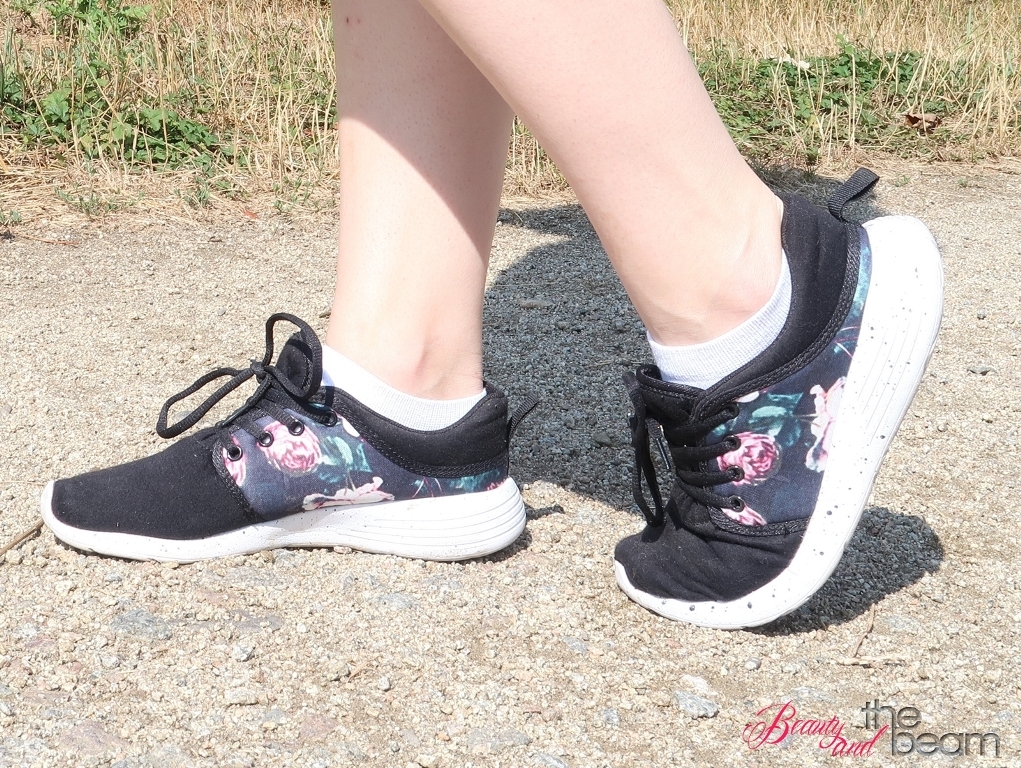 Fashion] Turnschuhe im Alltag *Anzeige*   Beauty and the beam