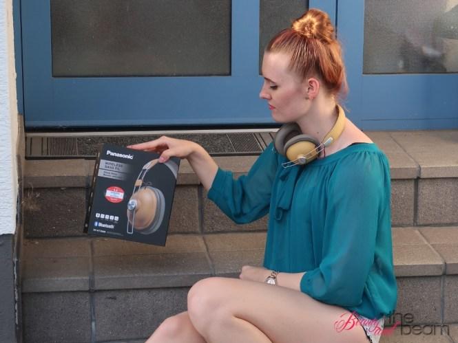 Panasonic Bluetooth Headphones