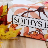 [Unboxing] Sothys Box Herbst Edition 2019