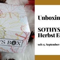 SOTHYS Box Herbst Edition 2020 [unboxing]