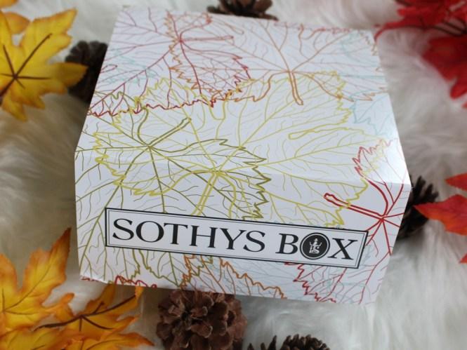 Sothys Box Herbst 2020