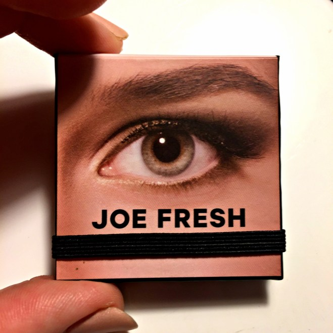 Joe Fresh Smokey Eye Shadow Palette