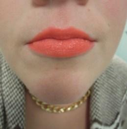 maybelline vibrant mandarin on