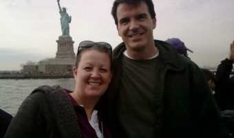 Statue of Liberty and Groupon