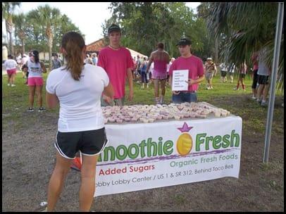 St. Augustine Smoothie Fresh