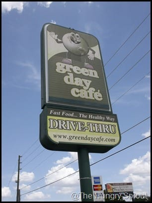 Green Day Cafe