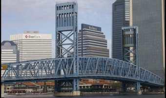 Jacksonville Marathon- Part II- The Bridge