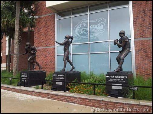Heisman Trophy Gators