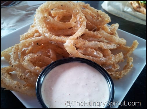 Buttermilk Battered Onion Rings