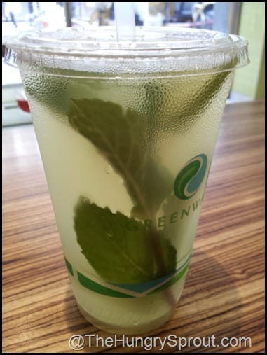 Mint Lemonade Crisp New York City