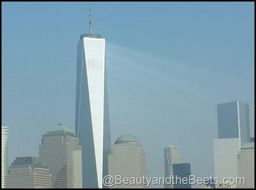 Rays of Light One World Trade Center