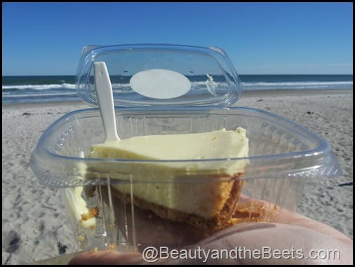 Key Lime Pie in Cocoa Beach