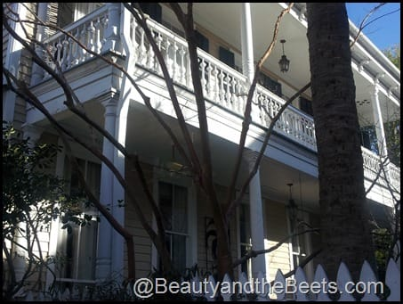 Southern porches Charleston