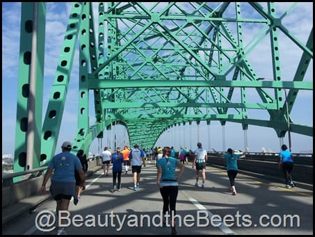 Green monster Gate River Run 2014