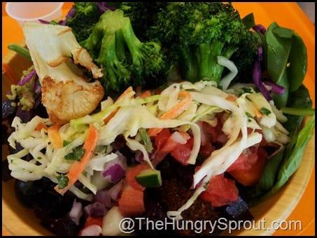 Maoz salad