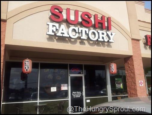 Sushi Factory Jacksonville