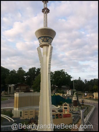 Vegas Stratosphere  Legoland