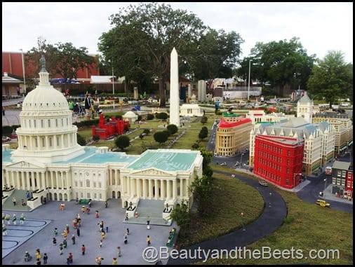Washington DC Legoland