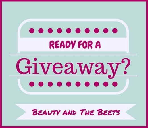 Beauty and the Beets Giveway