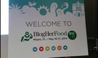 BlogHerFood 2014 in Miami- Quick Recap