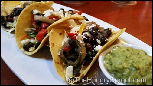 Black Bean Taco Seasons 52 The Hungry Sprout